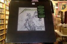 Metallica ...And Justice For All 11xCD 6xLP 4xDVD deluxe box sealed vinyl