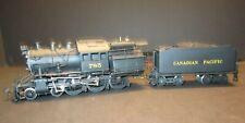 "BRASS N.J.Custom  Reading L7sb 4-6-0 Camelback Steam Loco #785 ""H.O."" 1/87"