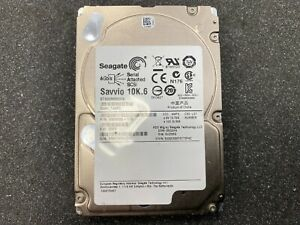 "10 x Seagate Savvio 10K.6 900 GB 2.5"" SAS 6Gbps ST900MM0006 A1"