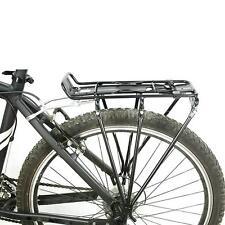 Bicycle Carrier Rear Luggage Rack Shelf Bracket for Disc Brake/V-brake Bike