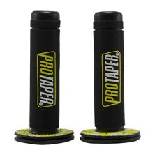 Puños manillar Moto Grips Protaper Universal 22mm Motocross color Amarillo