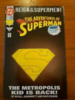 DC COMICS | ADVENTURES OF SUPERMAN | LATE 80'S EARLY 90'S | VARIOUS ISSUES