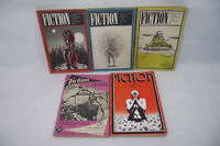 Lot 5 livres sience FICTION Opta 1956 1972/73 N°27 219 222 223 & 230 fantastique