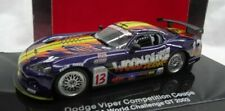 car 1/43 AUTOART 60423 DODGE VIPER COMPETITION #13 SCCA 2003 WOODHOUSE NEW BOX