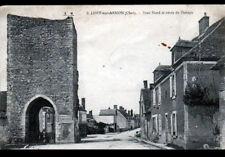 LURY-sur-ARNON (18) VILLAS & TOUR / Route de VIERZON en 1915