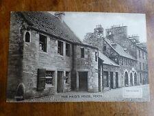 R107 Fair Maid's House PERTH Postcard