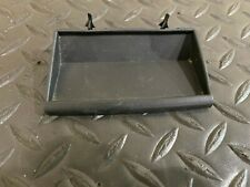 JEEP GRAND CHEROKEE SRT8 2005-2010 OEM FRONT DASH CONSOLE TRAY PANEL RUBBER TRIM