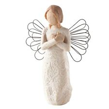 Willow Tree Angel Figurine - Remembrance 26247 in Branded Gift Box