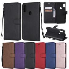 For Xiaomi Mi A2 Lite Redmi Note 6 Pro Flip Book Wallet Leather Case Stand Cover