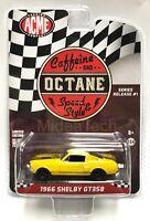 "Greenlight ACME ""Caffeine & Octane"" 1966 Shelby GT350 1/64 Chase Car 51249"