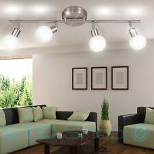 Plafonnier LED luminaire plafond lampe DEL éclairage spots verre boule chambre
