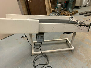 Bell & Howell, Mailcrafters Inserter Conveyor