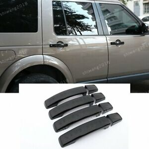 Door Handle Without Hole Cover For Land Rover Discovery 4 LR4 2010-2016 Black