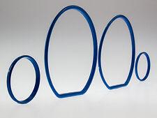 Azules velocímetro velocímetro anillos charol letronix clip vw golf 3 vento polo 6n Ibiza clips