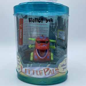 Little Pals Micropets Hello Yuk Dragon Electronic Interactive Toy NEW IN PACKAGE