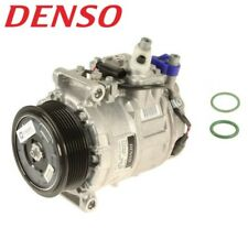 A/C Compressor with Clutch & Two O-Rings for Mercedes-Benz X164 W164 W251 Denso