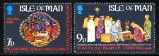 (Ref-11984) Isle of Man 1981 Christmas SG.209/210  Mint MNH