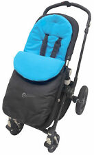 Footmuff / Cosy Toes Compatible with Graco Turquoise