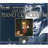 Ludwig van Beethoven - : The Complete Piano Concertos (1998) ACC E0337