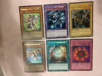 yugioh cards lightly Played great deal