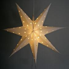 LED Stern Weihnachtsstern Adventsstern - Außenbereich Aussen Weihnachtsdeko groß