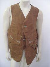 Vintage CC FILSON CO. Style 31 Cotton Canvas Hunting Vest Size LARGE