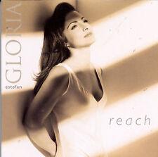Reach [7 Tracks] [Maxi Single] by Gloria Estefan (CD, Apr-1996, Epic)