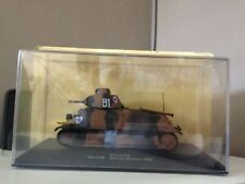 SOMUA S-35 1ere DLM QUESNOY FRANCE 1940 TANK 1/43 SCALE DIE-CAST NEW IN BOX VHTF