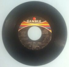 The Intruders Girls Girls Girls/Give Her A Transplant 45rpm vintage record