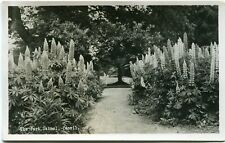 YEOVIL - THE PARK SCHOOL - OLD REAL PHOTO POSTCARD VIEW 4