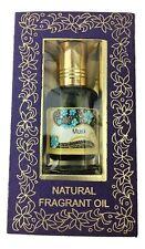 2 x 10 ml Bottles Song of India Natural Fragrant Perfume/Burner Oil - Musk