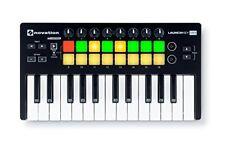Contrôleurs audio et MIDI Novation MIDI pour équipement audio professionnel