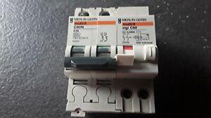 MERLIN GERIN disjoncteur multi9  C60N C16A 30mA réf.24202
