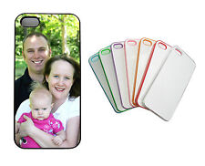 PERSONALISED CUSTOM PRINTED Hard Plastic Phone Case Cover for the iPhone 5
