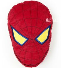 Ufficiale Spiderman Movie Testa A Forma Di Cuscino giocattolo peluche Regalo Nuovo ULTIMATE MARVEL