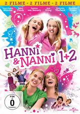 2 DVDs * HANNI & NANNI 1 + 2  - Hanni und Nanni # NEU OVP +