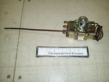 NOS Thermostatic Switch Capillary Tube-Bulb 60Hz 35A 4198 Z7598-36 5930005014855