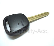 For Toyota 1 side button remote key fob case & blade 1 button