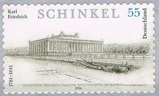 2552  ** BRD 2006, SK aus Rolle, Schinkel m. Nr. 5