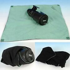 Matin M-6325 Large Microfibre Protective Wrap Cleaning Cloth for Camera & Lens