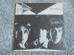 Pinpoint - Richmond 1979 UK 45 ALBION PUNK/KBD THE LURKERS