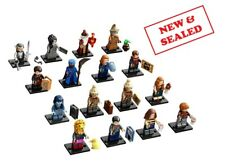 LEGO: 71028 Harry Potter Series 2 - Complete Set of 16 NEW/Sealed Bags