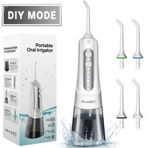 Water Flosser Dental Teeth Cleaning Pick Irrigator Flossing Braces Kids Cleaner
