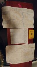 Vintage Appalachian Mountain Club 1966 Vintage Map Guide Lot New Hampshire