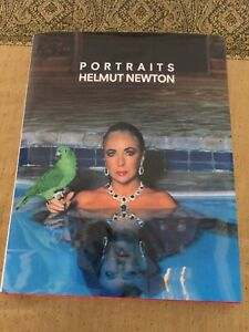Helmut Newton: Portraits Bildband Schirmer Mosel