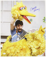 "1970s Carroll Spinney in ""Big Bird"" Costume LE Signed 16x20 Color Photo (JSA)"
