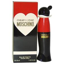 MOSCHINO CHEAP AND CHIC 30ML EAU DE TOILETTE SPRAY BRAND NEW & SEALED