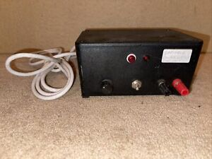 Vintage Variable Power Supply Unit- Untested