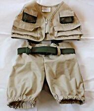 """TEDDY BEAR Boy's Safari Outfit CLOTHES Fit 14""""-18"""" Build-a-bear"""