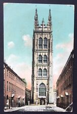 TAUNTON St Mary Magdalene Church POSTCARD 1906 Somerset 66648 207